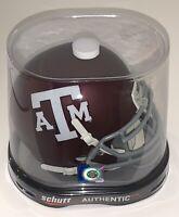 Texas A&M aggies mini helmet schutt sec football new