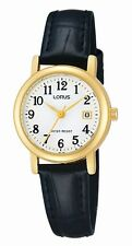 Lorus Ladies Gold Plated Watch RH764AX9 RRP £34.99  Our Price £27.99  Save £7.00
