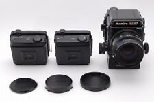 [Near MINT]Mamiya RZ67 Pro II w/150mm F3.5,Winder ll,Filmback x3 from Japan #223