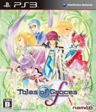 Used PS3 Tales of Graces F  SONY PLAYSTATION 3 JAPAN JAPANESE IMPORT