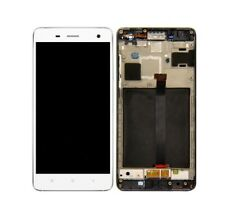 Pantalla Display LCD + Tactil Completo Con Marco Xiaomi Mi 4 Color Blanco
