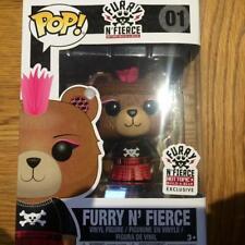 FUNKO POP VINYL FURRY N' FIERCE HOT TOPIC BUILD-A-BEAR EXCLUSIVE