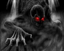 Halloween Decoration Ghosts Pumpkin Scary Creepy Zombies FRIDGE MAGNET #27