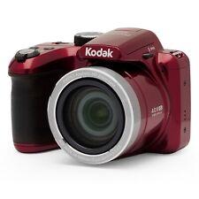 KODAK PIXPRO AZ401 Digital Camera - Red - New!! - Never Used— opened box