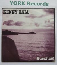 """KENNY BALL - Sunshine - Excellent Condition 7"""" Single American Phonograph APK B5"""