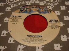 "Lipps, Inc. Funkytown 1979 7"" 45 RPM Record Casablanca NB 2233 All Night Dancing"