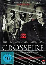 DVD NEU/OVP - Crossfire (Claude Michel Rome) - Richard Berry & Pascal Elbe