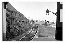 bb0051 - Banff Railway Station , Scotland in 1961 - photograph