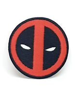 DeadPool logo DeadPool film Brand New Embroidered Iron/Sew on Patch J1243