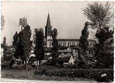 CPSM GF 82 - CAUSSADE (Tarn et Garonne) - 201. L'Eglise vue du Traversier
