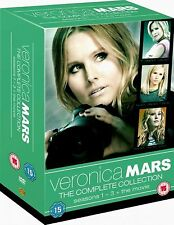 Veronica Mars TV Series Complete DVD Collection 19 Discs Boxset  Brand New