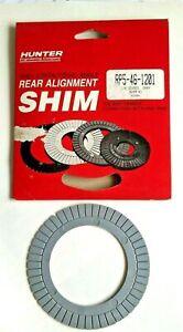 Alignment Shim-Camber/Toe Shim Rear HUNTER RP5-46-1201 Full contact/Dual Angle
