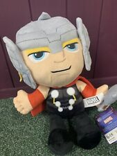 "THOR Marvel Avengers Soft Plush Toy 12"" NEW Official Merchandise"