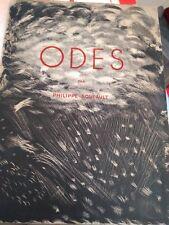 SOUPAULT Philippe. Odes. Recueil illustré. Paris, 1946. Édition originale N° 335