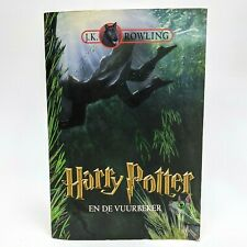 Harry Potter En De Vuurbeker (Dutch) Goblet of Fire By J.k. Rowling
