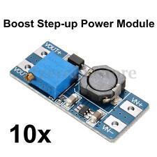 10 PCS 2A 2V-24V DC-DC Convertidor Módulo Voltage Regulador Ajustable Tensión