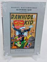 The Rawhide Kid Volume 2 Western Marvel Masterworks HC Hard Cover New Sealed