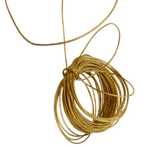 Brass Picture Wire Cable Cord Wall Hanging Photo Mirror Frame Hanger 6 Meter 6m
