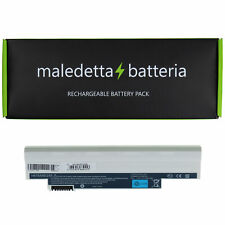Batteria BIANCA 5200mAh per Packard-bell Dot S/B-017UK