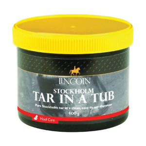 Lincoln Stockholm Tar in a Tub - 400g