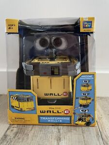 WALL-E Transforming Cube - Rare BNIB Hard To Find Brand New Never Opened