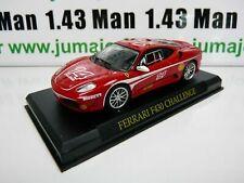 FER1E voiture 1/43 IXO altaya : FERRARI F430 Challenge #14