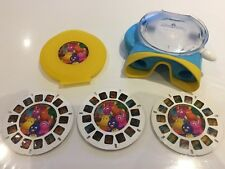View-Master The Backyardigans 3 Reel Set H9696 with Case & Viewer
