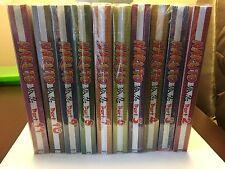Naruto Parts 2-11 Anime Lot