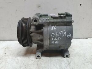 FIAT 500 ABARTH 2016 1.4 T-JET AIR CONDITIONING A/C PUMP 000517473180 #66