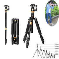 Universal Camera Tripod Monopod Ball Head Bracket for Nikon Canon Sony DSLR SLR