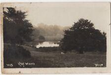 Ken Wood, Hampstead, London (faults) RP Postcard B794