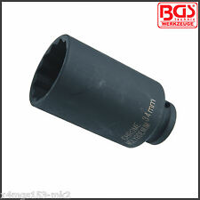 "BGS - 1/2"" Impact - 34 mm - 12 Point - Deep Impact Socket - Pro Range - 5340"