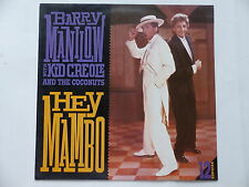 BARRY MANILOW with KID CREOLE AND THE COCONUTS 609781