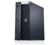 Dell Precision T5600 Workstation - 2x Xeon E5-2620 12-Cores 16GB 1TB Win10 Pro