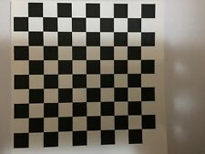 1/18 scale Modified Tuning CHEQUERED BOARD decal