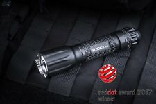 NEXTORCH TA30 Tactical LED Taschenlampe 1100lm Glasbrecher 18650 USB-Akku