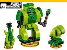 Lego Mega Blast Bot, Guitar Cannon Powerpuff Girls 3-in-1 Build 71343 Dimensions