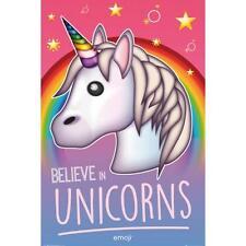 Emoji Affiche Licorne 206 Marchandise Officielle