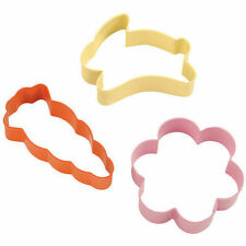 Spring Easter 3pc Cookie Cutter Set From Wilton #1328