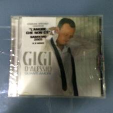 CD GIGI D'ALESSIO QUANTI AMORI NUOVO E SIGILLATO JAWELCASE
