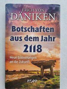 Botschaften aus dem Jahr 2118  Erich Von Däniken