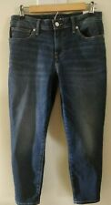 NWT Lucky Brand Size 10 / 30 Lolita Skinny Crop Length Jeans NEW