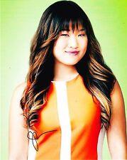 Jenna Ushkowitz Signed 8X10 Photo Authentic Autograph Fox Glee Tina Chang Coa A