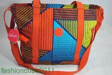 NWT KIPLING Adara  Medium Tote Bag -Ethnic Print