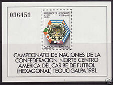Postfrische Briefmarken aus Süd- & Mittelamerika mit Fußball-Motiv