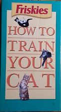 HOW TO TRAIN YOUR CAT ~ SIT ~ LAY DOWN ~ SCRATCH A POST ~ WALK ON A LEASH
