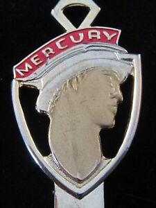MERCURY MESSENGER GOLD CREST Silhouette KEY MINT 1952-1965 NOS 1127D Vintage NOS