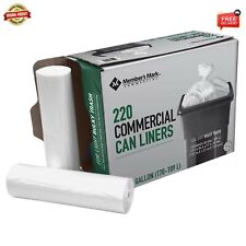 45-50 Gallon Commercial Trash Bags (220 ct.) *Free Shipping*