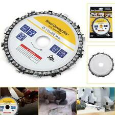 Angle Grinder Disc Chain Saw Disc Wood 125mm Circular Cutting 14 Tooth Chainsaw