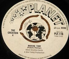 "THE CREATION ~ MAKING TIME b/w TRY AND STOP ME ~ UK PLANET 7"" 1966"